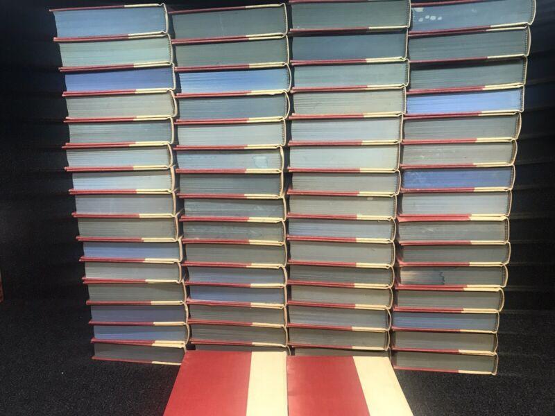 Lot of 62 Zane Grey Books  Western Hardbacks
