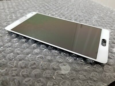 New Samsung Galaxy Note 4 White N910 Digitizer Screen   Medium Sbi