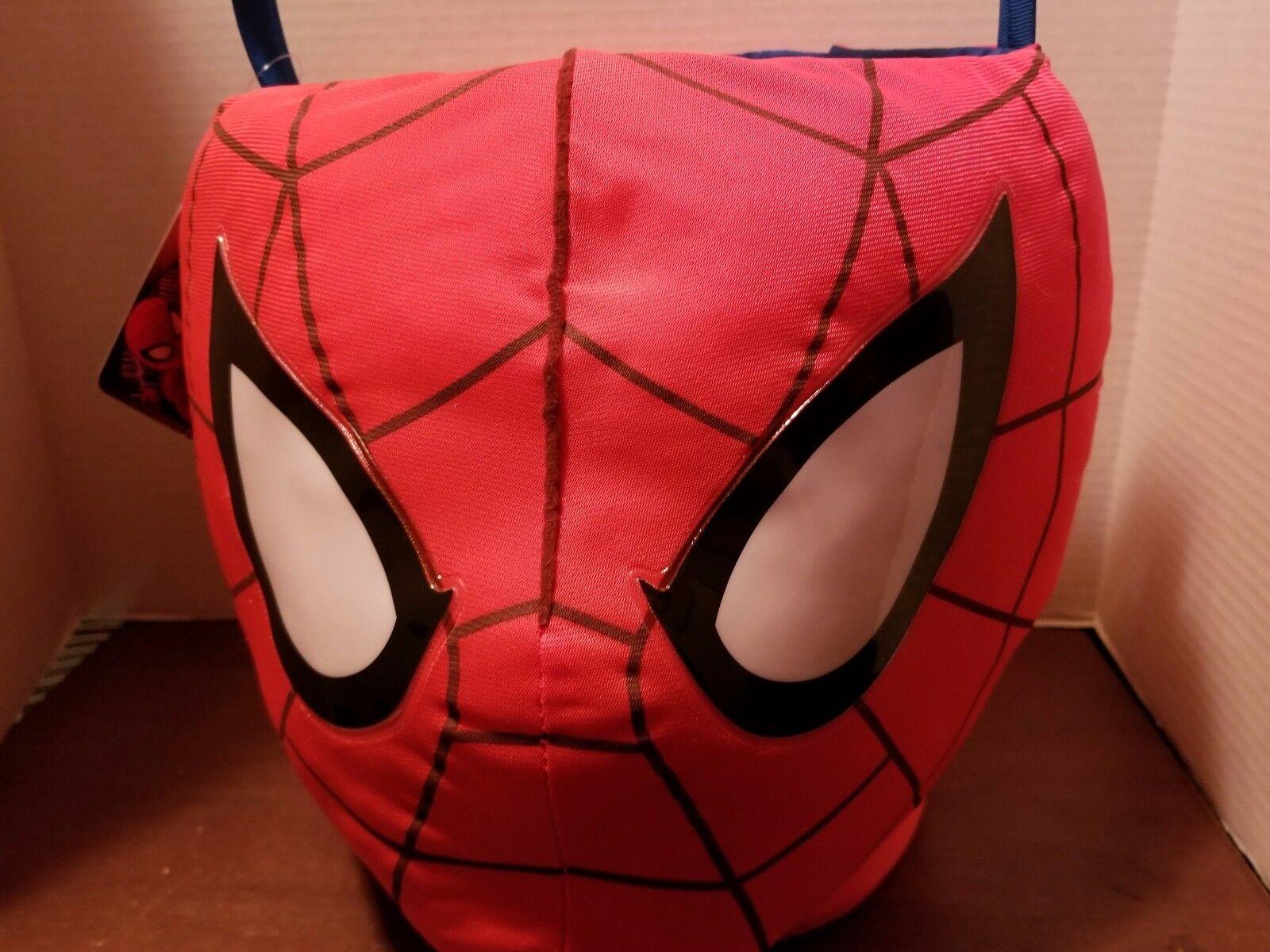 Marvel Ultimate Spider-man Jumbo Plush Basket