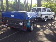 Camel Nomad 7x4 Camper trailer OVER $8000 NEW Capalaba Brisbane South East Preview