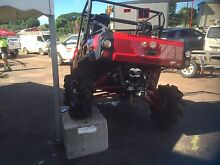 CROSSFIRE UTV 1100cc turbo Berrimah Darwin City Preview
