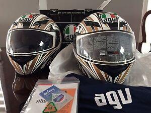 AGV K-3 helmet