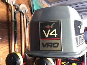 Johnson outboard 115 hp for parts