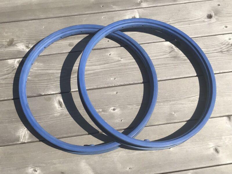 1983 ACS Z-Rims Vintage Bmx (Blue)