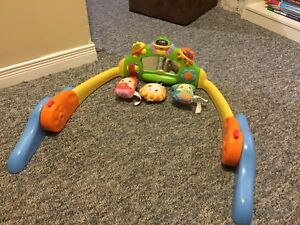 Baby Gym Activity Center (tummy time)