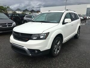 Dodge Journey Crossroad AWD 2018 DVD/TOIT/NAV