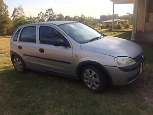 2001 Holden Barina Wallalong Port Stephens Area Preview