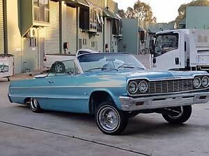 1964 Chevrolet Impala Convertible Bankstown Bankstown Area Preview