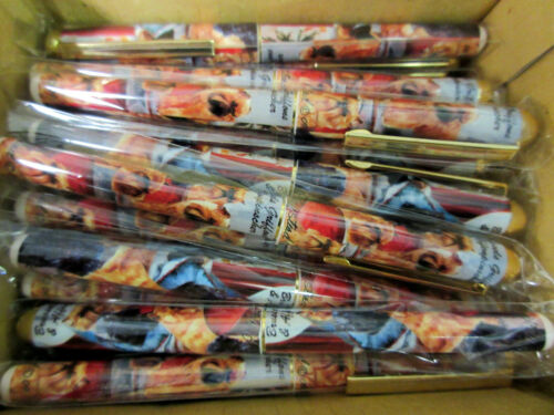 New Brussel Griffon and Affenpinscher Pen - 50 Pens - Ruth Maystead (Wholesale)