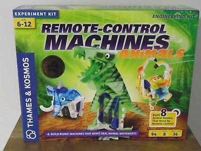 Remote Control Machines Animals by Thames & Kosmos!