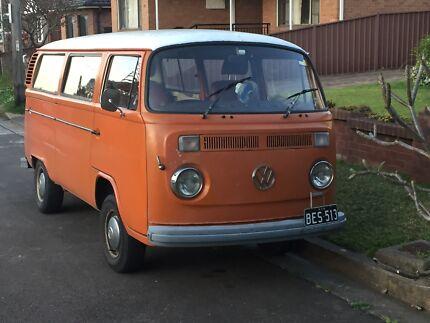 """""""Bessie"""" 1976 VW Kombi Van. Registered and running. Sydney City Inner Sydney Preview"""