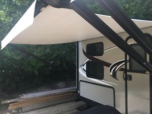 2 Solera Awnings for RV