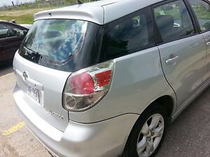 Clean almost new  Toyota Matrix 2007  **SOLD**