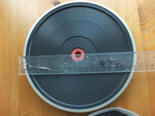 "Cabochon Diamond Lapidary Flat Wheel (NEW) 8 Inch Width 1.5 inch ( 1.5"" ) $97.00"
