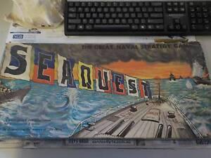 SeaQuest Board Game O'Connor Fremantle Area Preview