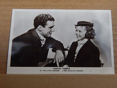 Film Star postcard  FS 185 Shirley Temple Real Photo unposted
