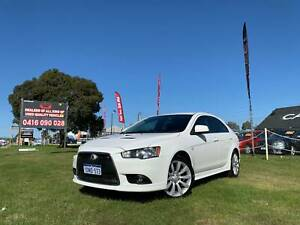 2010 MITSUBISHI LANCER RALLIART SPORTBACK 2.0L TURBO AUTOMATIC Kenwick Gosnells Area Preview