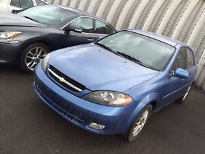 2004 Chevrolet Optra Hatchback CERTIFIED LOW KM