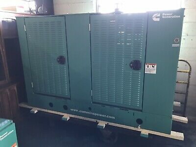 Cummins Power Generation 60kw Backup Generator Transfer Switch