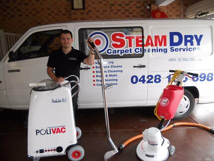 CARPET CLEANING BRUNSWICK - 3 ROOMS STEAM CLEANED $60* Brunswick Moreland Area Preview
