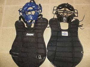 Chest protector and mask
