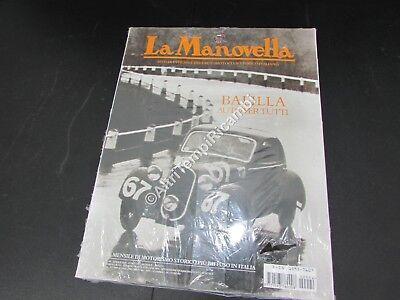RIVISTA LA HANDLE BALILLA CAR FOR ALL FIAT BALILLA   FERRARI RALLY