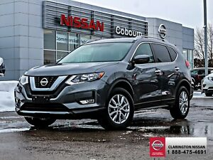 2018 Nissan Rogue SV Sunroof, Remote Start  FREE Delivery
