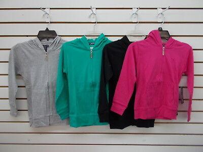 Girls Limited Too $44 - $46 Assorted Light Weight Hoodies Sz 4 - 14/16