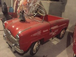 Wanted: pedal car, tractor, wagon, tricycle,  tin toy etc Kitchener / Waterloo Kitchener Area image 2