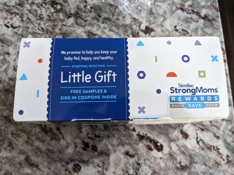 NEW SIMILAC Strong Moms Sample Gift Pack & Formula + Coupons
