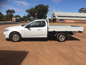 FORD UTE ... 2009 DEDICATED GAS....IN EXCELLENT CONDITION. York York Area Preview