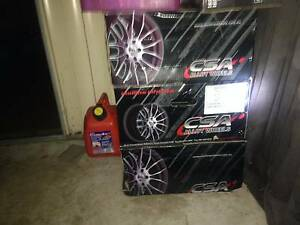 Holden Commodore Rims (PLAIN) x 3 Sunbury Hume Area Preview