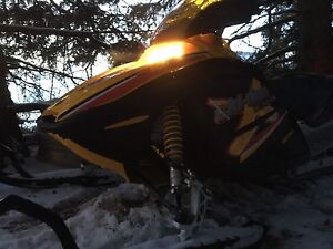 2004 skidoo summit 800 new top end.