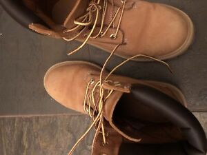 Timberland Boots Size 6 women's 4.5 boys