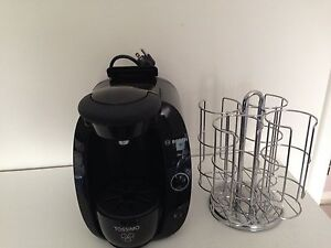 Tassimo Coffee Maker and Stand