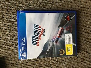 PS4 need for speed rivals Raymond Terrace Port Stephens Area Preview