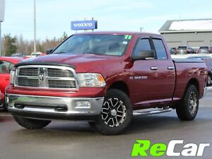 2011 Dodge Ram 1500 SLT 4X4 | 5.7L | UPGRADED WHEELS!