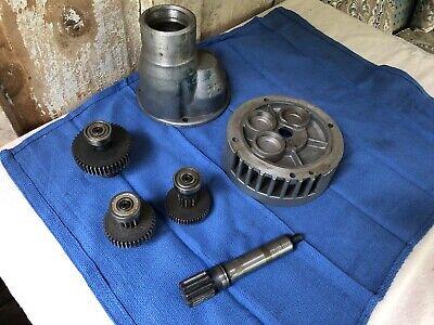 Used Ridgid 700 Pipe Threader Gears 535 Pipe Threader 1157 1177 Motor Parts