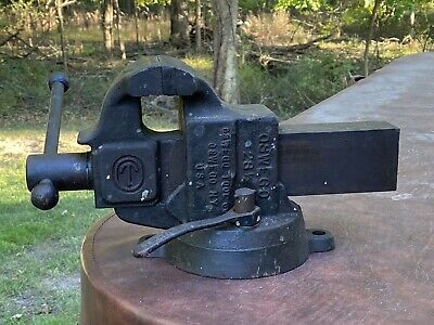 Vintage Oswego Tool Co. Machinist Bench Vise 28 12- Local Pickup Only 08824