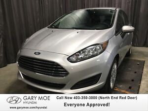 2015 Ford Fiesta S W/ GREAT ON GAS, HEATED STEERING WHEEL!