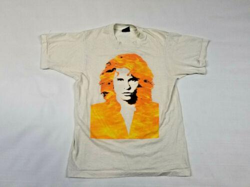 Vintage 1991 The Doors Jim Morrison Val Kilmer Movie Promotion Shirt Medium rare