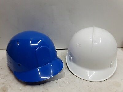 Safety Lightweight Bump Cap In White Or Blue