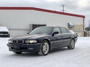 2000 BMW 740iL Individual