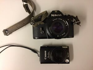 Deal on 2 Cameras!
