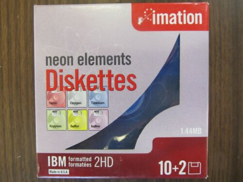 neon element Diskettes