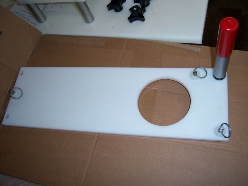 EAZY SLIDER mold plate assembly