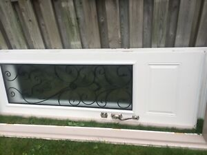 Double Front entry door with glass