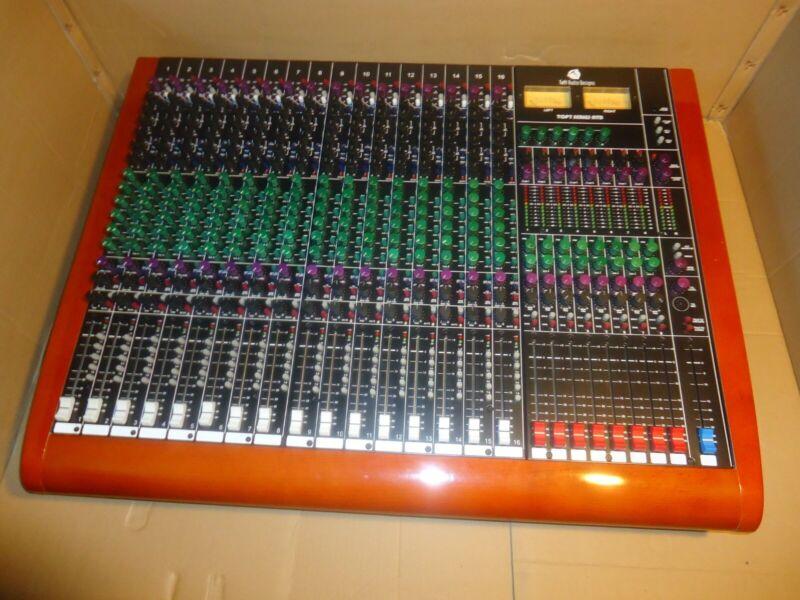 Toft audio designs atb16 with meter bridge. Mint condition!