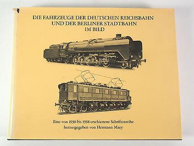 """Die Fahrzeuge der Deutschen Reichsbahn und der Berliner Stadtbahn im Bild """"Wbb"""