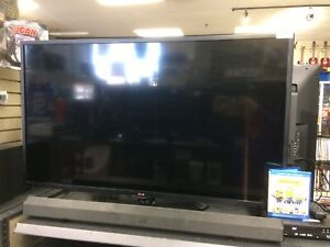 50 inch LG Smart TV with Remote